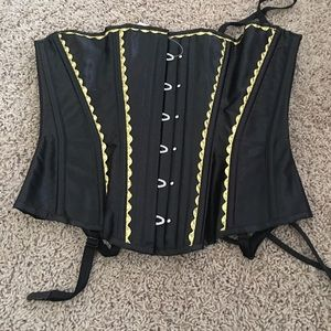 Fredericks of Hollywood Corset